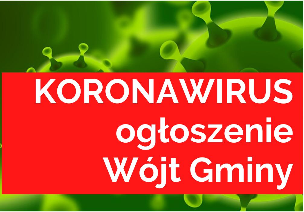 UWAGA KORONAWIRUS!